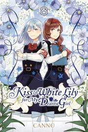 kiss-and-white-lily-for-my-dearest-girl-vol-8