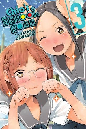 Chio's School Road, Vol. 3