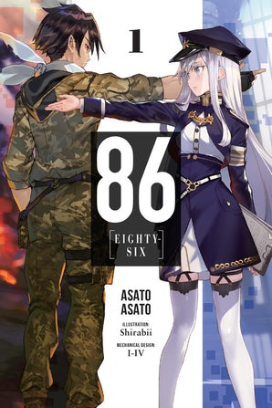 86--EIGHTY-SIX, Vol. 1 (light novel)