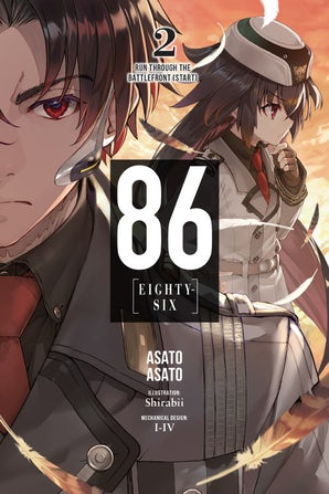 86--EIGHTY-SIX, Vol. 2 (light novel)