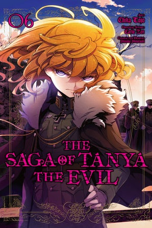The Saga of Tanya the Evil, Vol. 6 (manga)