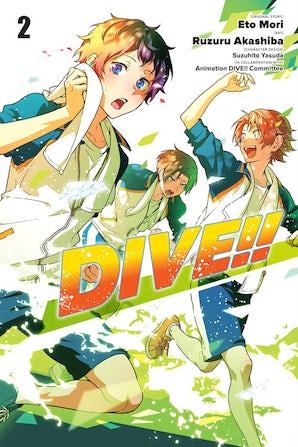 DIVE!!, Vol. 2