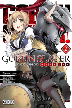 Goblin Slayer Side Story: Year One, Vol. 2 (manga)