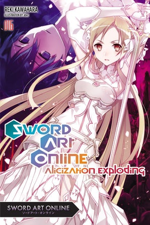 Sword Art Online 16 (light novel)