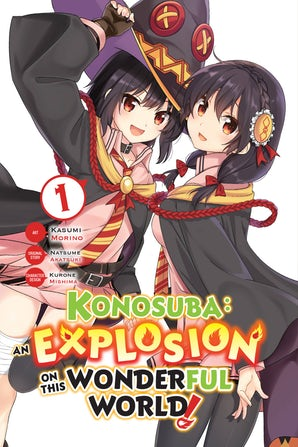 Konosuba: An Explosion on This Wonderful World!, Vol. 1 (manga)