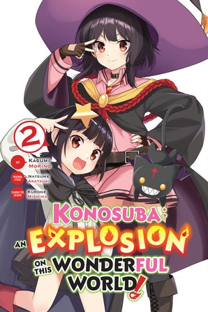 Konosuba: An Explosion on This Wonderful World!, Vol. 2 (manga)