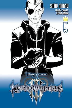Kingdom Hearts III, Chapter 5 (manga)