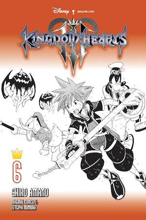 Kingdom Hearts III, Chapter 6 (manga)