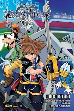 Kingdom Hearts III: The Novel, Vol. 1 (light novel)