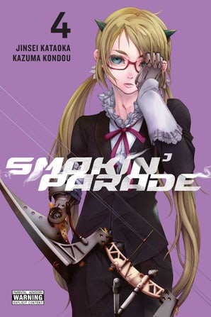 Smokin' Parade, Vol. 4