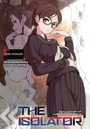 The Isolator, Vol. 4 (light novel)