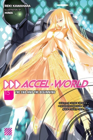 Accel World, Vol. 15 (light novel)