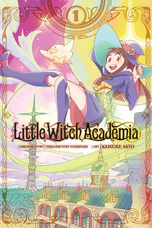 Little Witch Academia, Vol. 1 (manga)