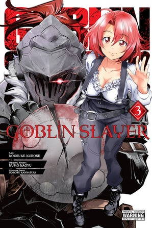 Goblin Slayer, Vol. 3 (manga)