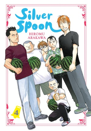 Silver Spoon, Vol. 4