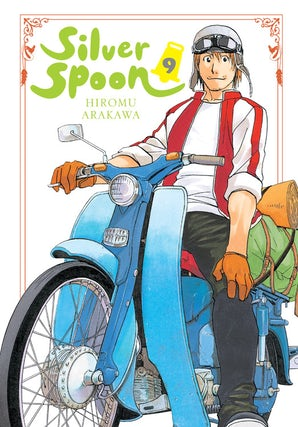 Silver Spoon, Vol. 9
