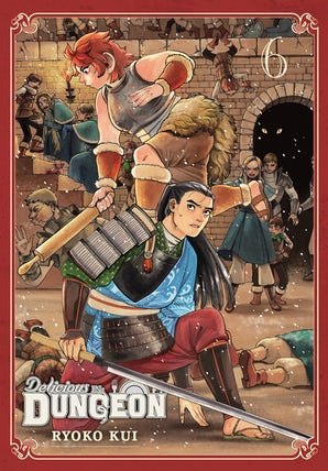 delicious-in-dungeon-vol-6