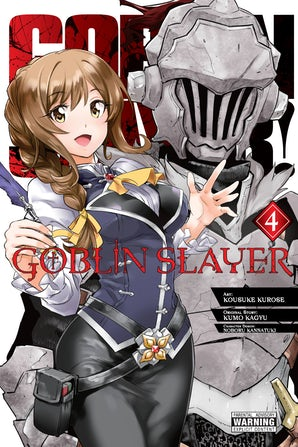 Goblin Slayer, Vol. 4 (manga)