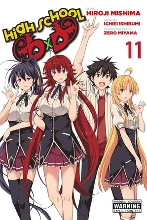 high-school-dxd-vol-11