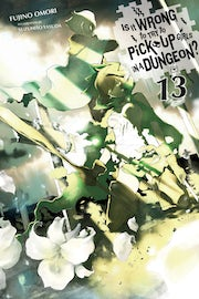 is-it-wrong-to-try-to-pick-up-girls-in-a-dungeon-vol-13-light-novel