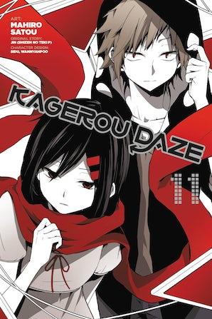 Kagerou Daze, Vol. 11 (manga)