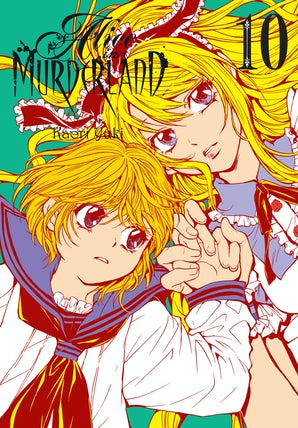 Alice in Murderland, Vol. 10