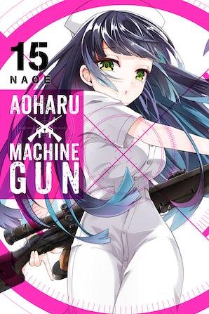 Aoharu X Machinegun, Vol. 15