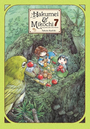 hakumei-and-mikochi-tiny-little-life-in-the-woods-vol-7