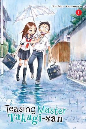Teasing Master Takagi-san, Vol. 1