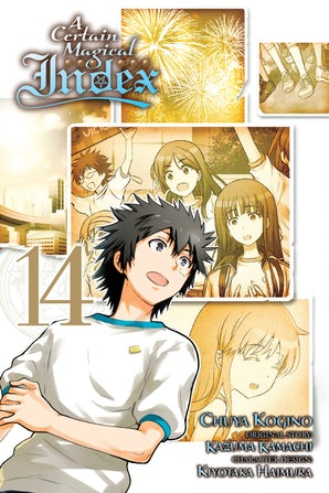 A Certain Magical Index, Vol. 14 (manga)