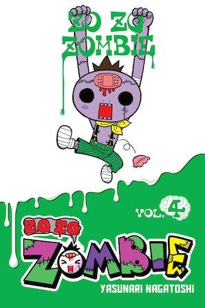 Zo Zo Zombie, Vol. 4