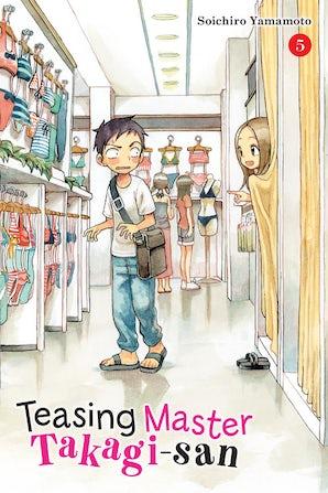 Teasing Master Takagi-san, Vol. 5