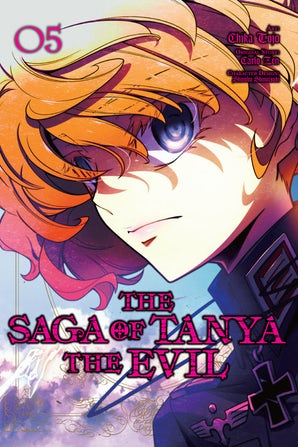 The Saga of Tanya the Evil, Vol. 5 (manga)