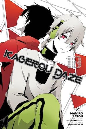 Kagerou Daze, Vol. 10 (manga)
