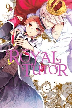 The Royal Tutor, Vol. 9