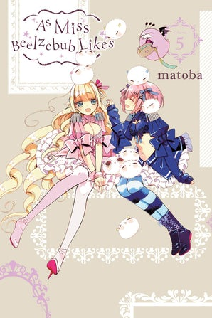 As Miss Beelzebub Likes, Vol. 5