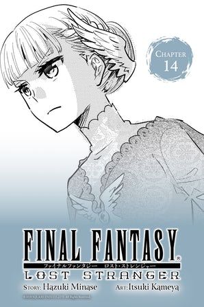 Final Fantasy Lost Stranger, Chapter 14