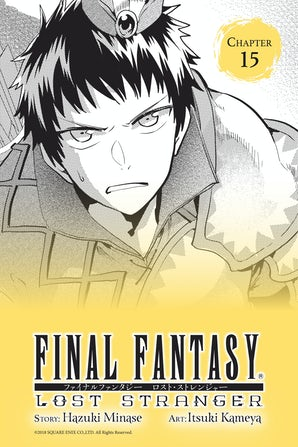 Final Fantasy Lost Stranger, Chapter 15