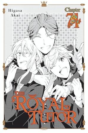 The Royal Tutor, Chapter 71