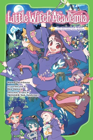 Little Witch Academia (light novel)
