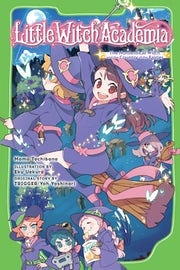little-witch-academia-light-novel