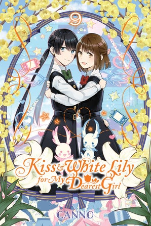kiss-and-white-lily-for-my-dearest-girl-vol-9
