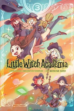 Little Witch Academia, Vol. 3 (manga)