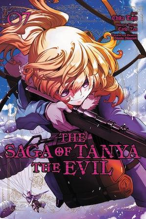 The Saga of Tanya the Evil, Vol. 7 (manga)