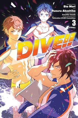 DIVE!!, Vol. 3