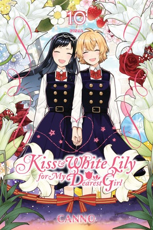 kiss-and-white-lily-for-my-dearest-girl-vol-10