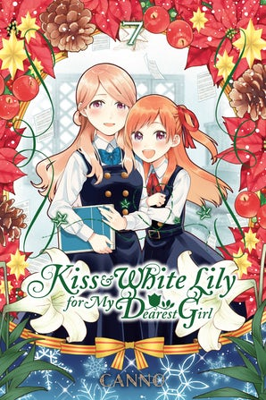 kiss-and-white-lily-for-my-dearest-girl-vol-7