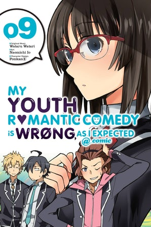 my-youth-romantic-comedy-is-wrong-as-i-expected-comic-vol-9-manga