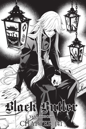 Black Butler, Chapter 141