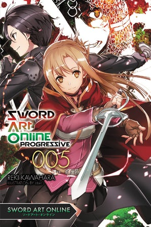 Sword Art Online Progressive 5 (light novel)